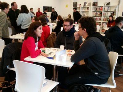 Participamos de la VII edición de la Feria de Editores