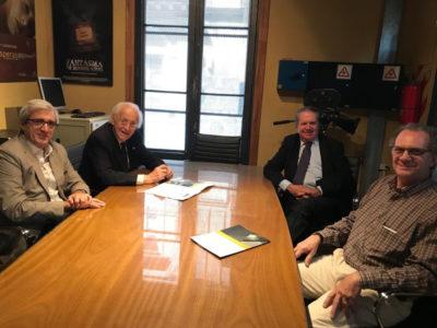 CADRA firmó una licencia digital con la Universidad del Cine