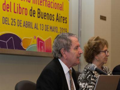 En la Feria del Libro, CADRA realizó la jornada anual sobre derecho de autor