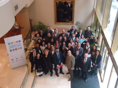 Especialización en derechos de autor y derechos conexos para América Latina