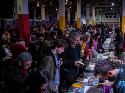 CADRA apoya y participa de la VIII edición de la Feria de Editores