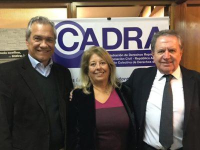 Luis Quevedo es el nuevo presidente de CADRA