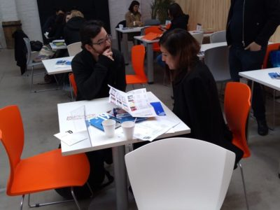 CADRA participó de la Feria de Editores 2019
