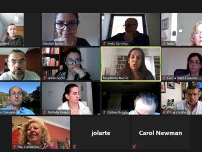 CADRA fue anfitriona del Comité Latinoamericano y del Caribe de IFRRO, que este año se realizó en forma virtual
